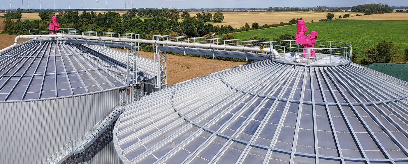 biogas and biomethane / revis bioenergy GmbH